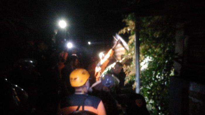 BREAKING NEWS : Kebakaran Hanguskan Rumah Mirianto