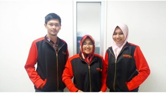 Papan Peredam Bunyi dari Limbah Sabut Kelapa dan Serat Daun Nanas Karya Mahasiswa UMS Lolos Pimnas