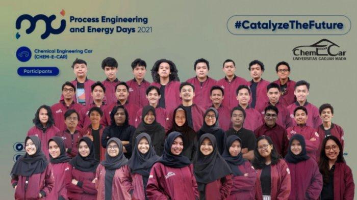 Tim Reatics UGM Sabet Juara II Kompetisi Chem-E-Car Nasional 2021