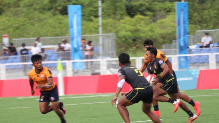Tim Rugby DIY Buka Peluang Meraih Medali di Ajang PON XX Papua