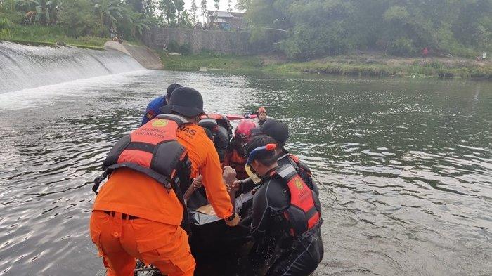 BREAKING NEWS : Bocah yang Tenggelam di DAM Kiyaran Bantul Ditemukan dalam Kondisi Meninggal Dunia