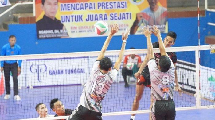 Yuso Yogyakarta Gagal Melaju ke Semifinal Livoli Divisi Utama 2019