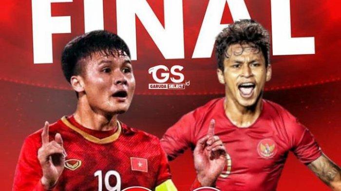 JELANG KICK OFF Indonesia vs Vietnam - Susunan Line Up Skuat Garuda Muda, LINK Streaming di Sini