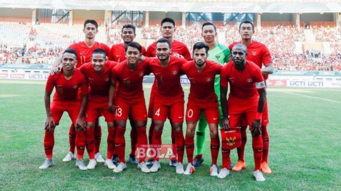 LIVE RCTI Video StreamingIndonesia VS Myanmar, Laga Uji Coba Internasional Masuk Agenda FIFA