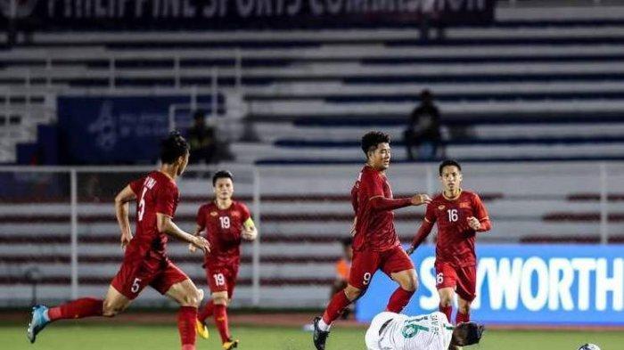 LINK Live Streaming Indonesia vs Vietnam - Berburu Sejarah di Final Sepak Bola SEA Games 2019