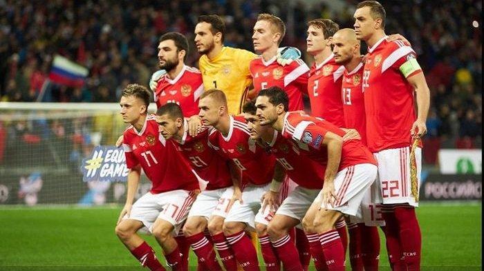 Timnas Rusia - Skuad Lengkap, Jadwal Tayang dan Channel TV Siaran Langsung Live Streaming EURO 2020