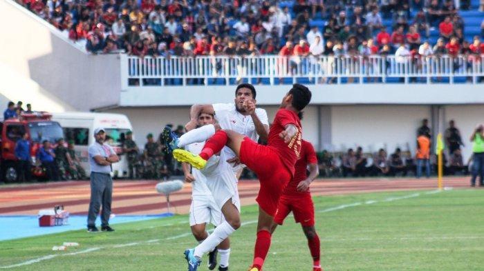 BREAKING NEWS : Timnas U-19 Indonesia Vs Iran, Gol Sutan Zico Menangkan Garuda Muda