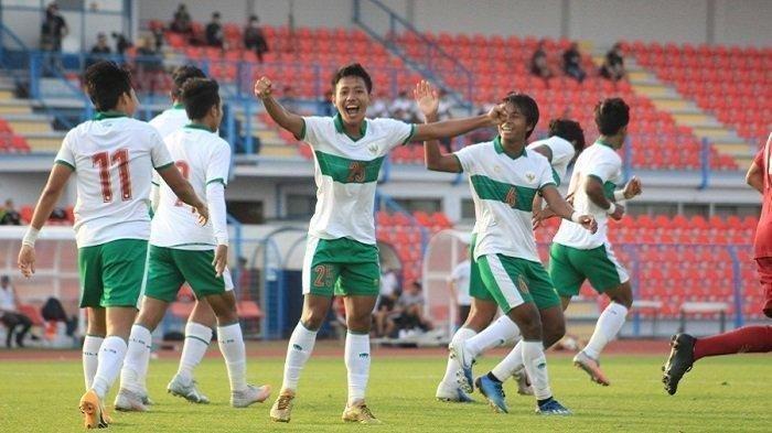 Live Streaming Timnas Indonesia U 19 Versus Dinamo Zagreb Babak Ii Witan Cetak Gol Indah Tribun Jogja