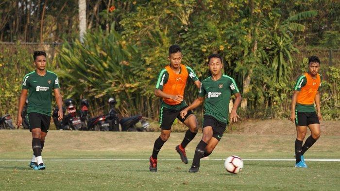 Timnas U-22 Indonesia Mulai Kerucutkan Skuatnya