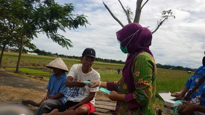 Tingkatkan Disiplin Protokol Kesehatan, DPKPP Gencarkan Sosialisasi ke Petani dan Peternak