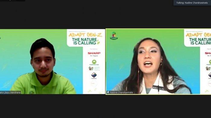 Tingkatkan Kesadaran Gen Z Lakukan Pelestarian Lingkungan, Sharp Indonesia Gelar Trilogi Webinar