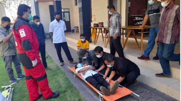 Tingkatkan Kesiapsiagaan, Pengelola Wisata di Sleman Dilatih Mitigasi Bencana