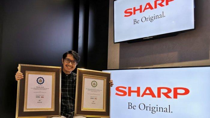 Tingkatkan Strategi Komunikasi, Sharp Indonesia Raih Beragam Penghargaan