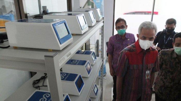 Pemprov Jawa Tengah Beli GeNose C19 untuk Digunakandi Fasilitas Kesehatan