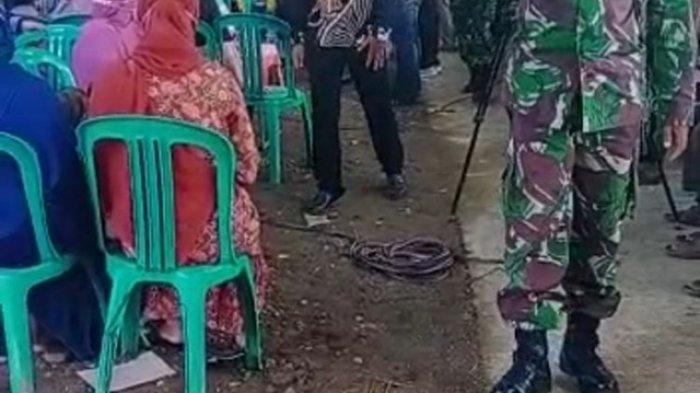 VIRAL Anggota TNI Bubarkan Paksa Hajatan Warga di Grobogan, Dandim Turun Tangan dan Minta Maaf