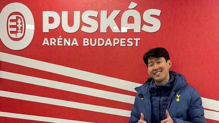 Son di Puskas Arena