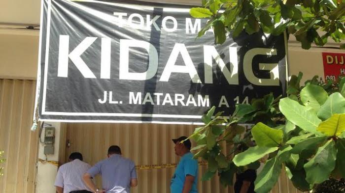Sejumlah Toko Emas di Pasar Rejowinangun Tingkatkan Sistem Keamanan