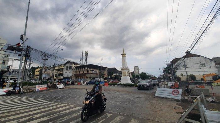 Menuju Kawasan Tugu Yogyakarta Bebas Kabel, Legislatif : Lanjutkan di Jalan-jalan Protokol