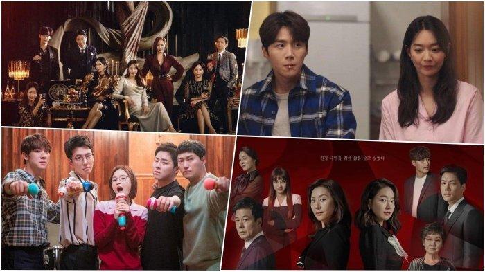 TOP 10 Drakor Banyak Diperbincangkan Penggemar K-Drama Bulan September, Penthouse 3 Populer