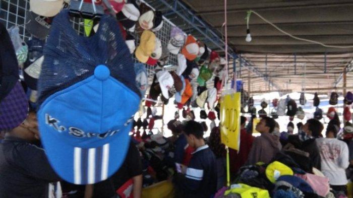 Selain Pakaian Bekas, Barang Bekas Impor Ini Laris Juga Diburu Pengunjung Sekaten