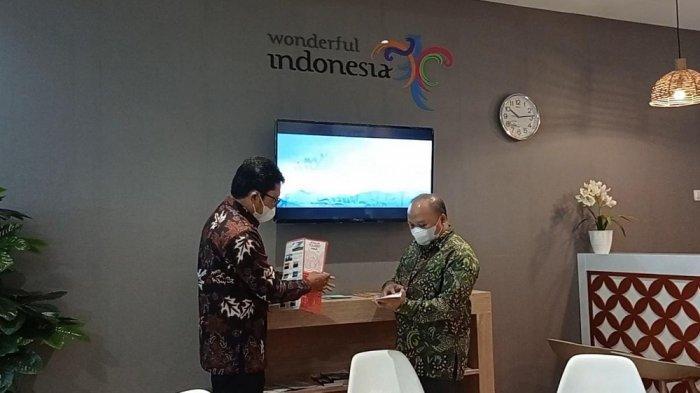 Tourist Information Center Hadir Bandara YIA Permudah Layanan Informasi bagi Wisatawan dan Pebisnis