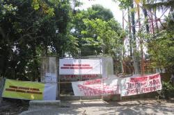 Warga Krajan Mancasan Tuntut Tower Indosat Segera Dibongkar