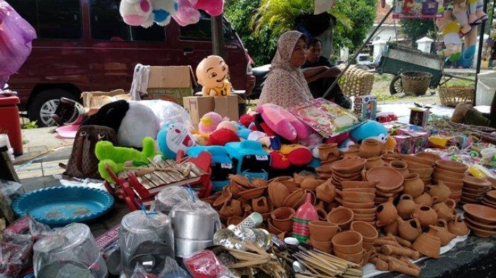5 Hal Ikonik pada Tradisi Sewandanan di Puro Pakualaman, Tak Kalah Seru dari Pasar Malam Sekaten