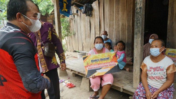 1 Tahun Anniversary Arjuno Katemi Lakukan Kegiatan Bhakti Sosial