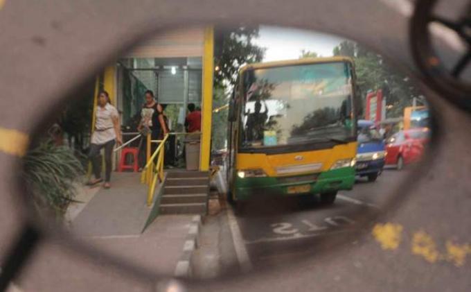 Kepala ORI DIY Hampir Ketabrak Bus Trans Jogja, Ceritakan Lewat Akunnya