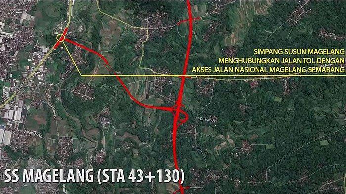 Pengadaan Lahan Tol Yogyakarta-Bawen Wilayah Jawa Tengah Ditarget Akhir Tahun