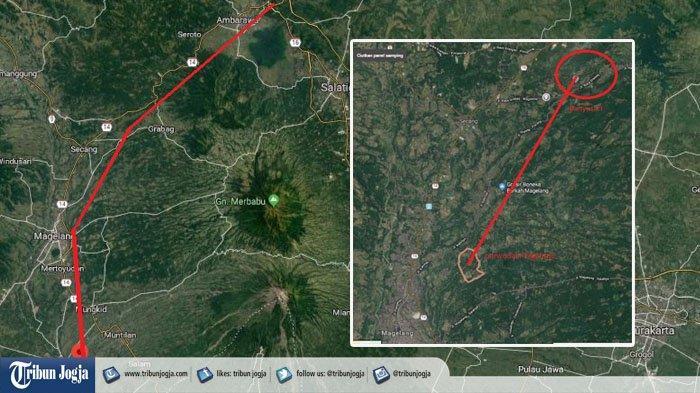 Tol Bawen Yogyakarta dan Tol Solo Yogyakarta Terintegrasi dengan Candi Borobudur