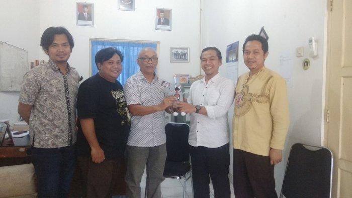 Tribun Jogja Kunjungi KPU Bantul