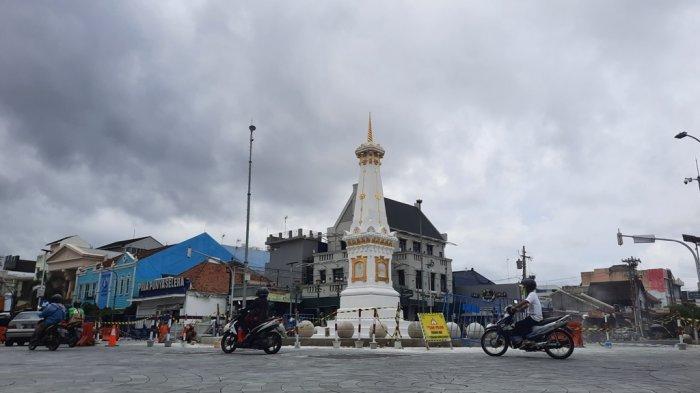 BREAKING NEWS: Sekda DIY Restui Lockdown Kawasan Tugu-Malioboro-Titik Nol Yogyakarta Saat Tahun Baru
