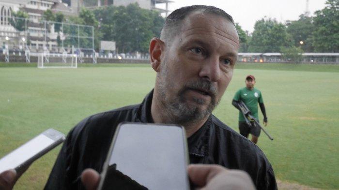 Ambisi Dejan Antonic pada Pemain Muda PSS Sleman