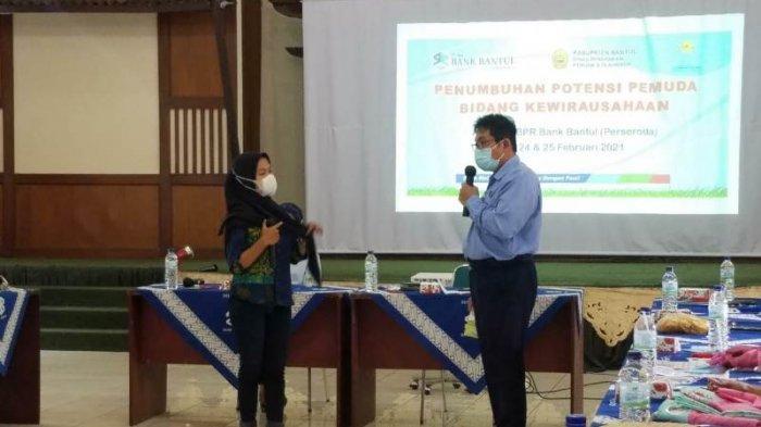 Tumbuhkan Potensi Kewirausahaan, Disdikpora Bantul Gelar Pelatihan bagi Kalangan Pemuda
