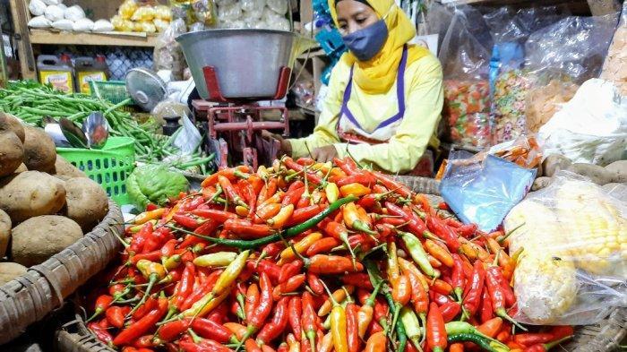Jelang Ramadan, Harga Cabai Rawit di Gunungkidul Berangsur Turun