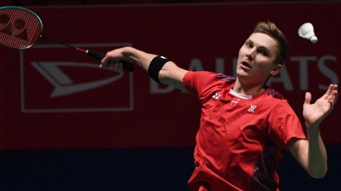 Cedera Belum Pulih, Viktor Axelsen Mundur dari China Open dan Hong Kong Open 2018