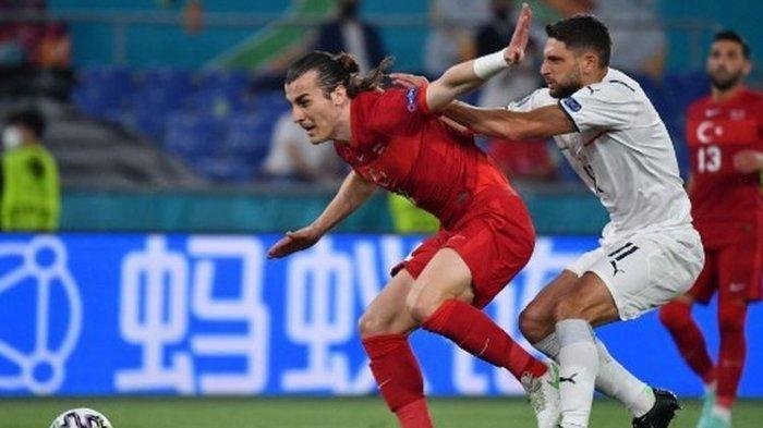 Fakta-fakta Italia Menang 3-0 di Laga Pembuka Euro 2020