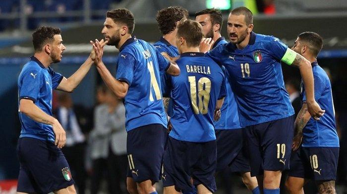 Timnas Italia, EURO 2020