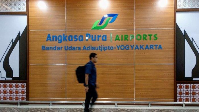 Turun 15 Persen, Jumlah Penumpang Bandara Adisutjipto Capai 7,1 Juta di 2019