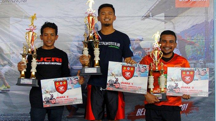 Tutup Syawal, Honda Gelar Ketupat Futsal Rekatkan Persaudaraan Komunitas Bikers Honda Yogyakarta