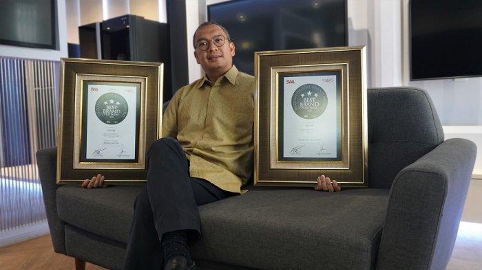 Tutup Tahun 2020, Sharp Dulang Prestasi Raih 3 Penghargaan Sebagai Merek Terbaik