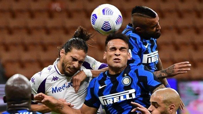 TV Live Streaming BeIN SPORTS 2 Liga Italia Fiorentina vs Inter Milan Malam Ini