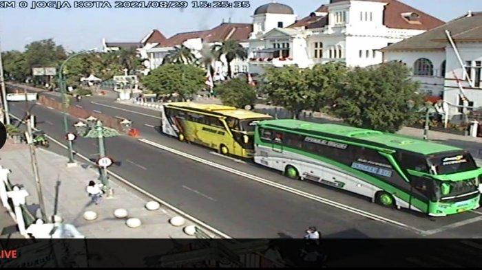 Pemeriksaan Bus Pariwisata Belum Efektif