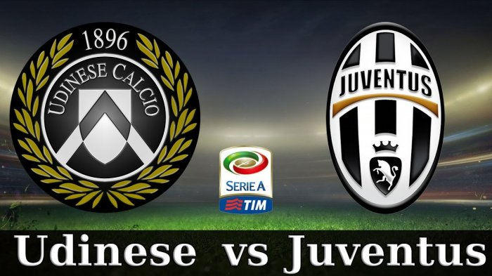 BeIN SPORTS 2/ RCTI Tayangkan Live Streaming Udinese vs Juventus, Kunci Scudetto - Tribun Jogja