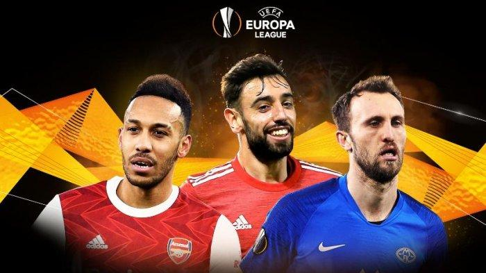Europa League, Channel TV Partners UEFA Live Tottenham, Arsenal, MU dan AC Milan