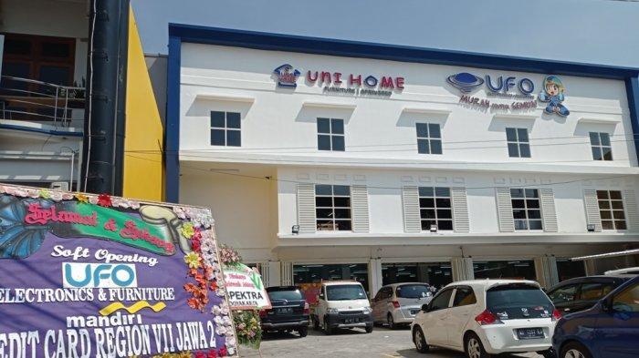 Soft Opening UFO Electronics-Furniture di Mayjend Sutoyo Yogyakarta, Ada Banyak Promo Menarik