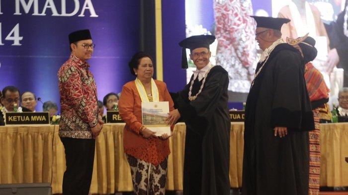 UGM Didik SDM Unggul Melalui Budaya Akademik Inovatif