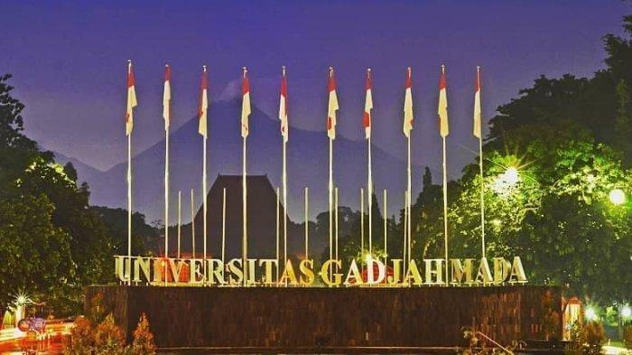 ILUSTRASI: Universitas Gadjah Mada (UGM) kampus terbaik di Indonesia menurut QS Asia University Rankings 2021.