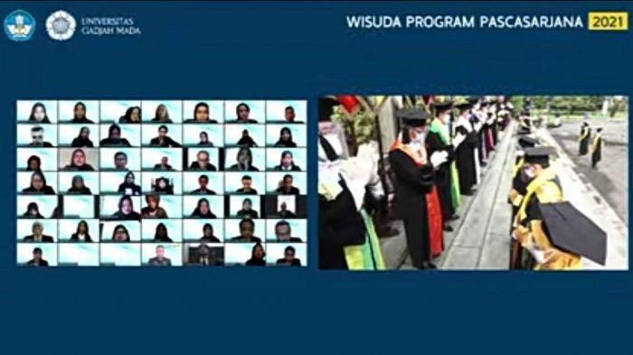 UGM Mewisuda 751 Lulusan Program Pascasarjana Secara Daring dan Luring Terbatas